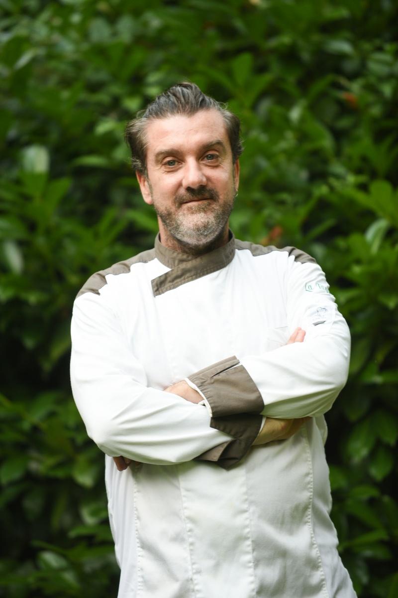 Chef Silvio Aldrovandi